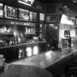 Bar Black & White
