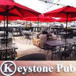 Keystone Pub & Patio outdoor patio